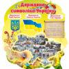 Визначні місця України з державними символами
