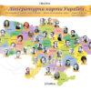Комплект стендів «Літературна карта України»