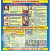Стенд «Пожежна безпека та правила дорожнього руху»