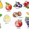 Комплект стендів «Вітаміни у продуктах»